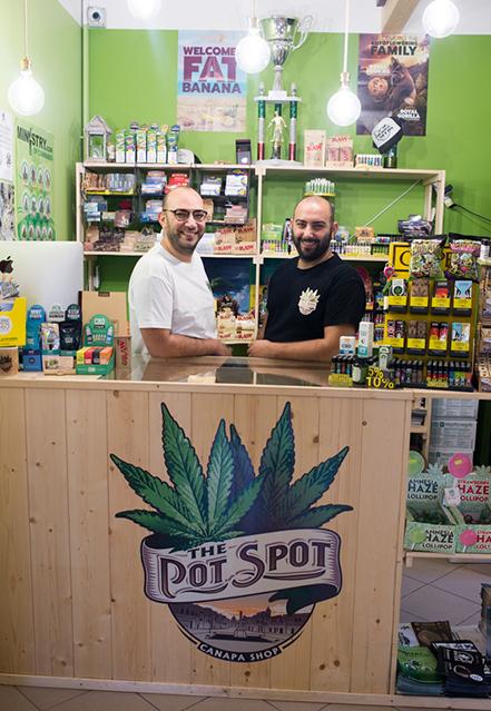 The Pot Spot